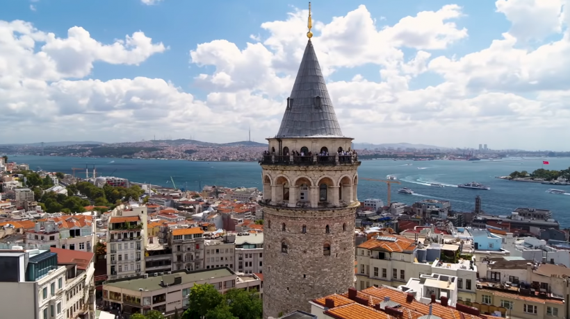 A Brief History of Galata Tower In Istanbul