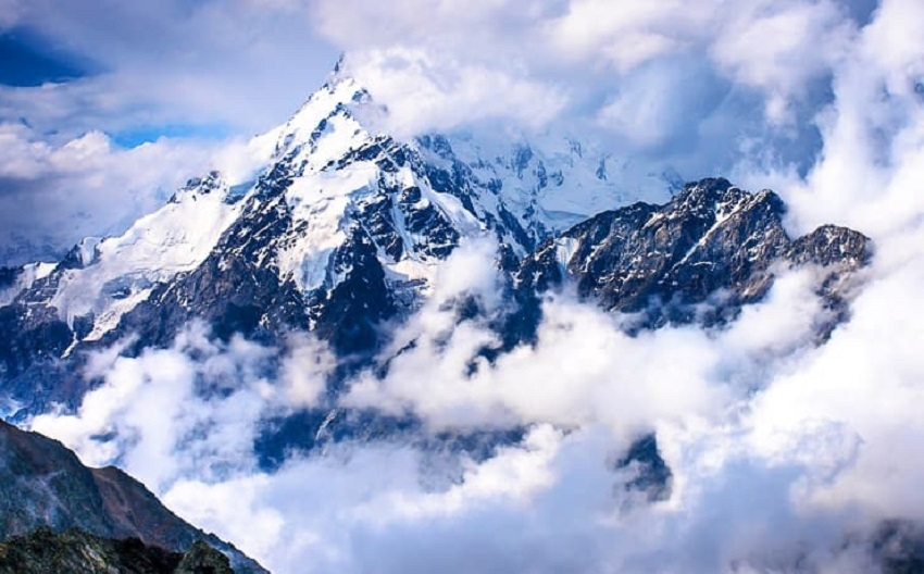 highest mountains in Europe