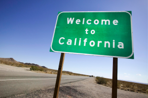 trip to California